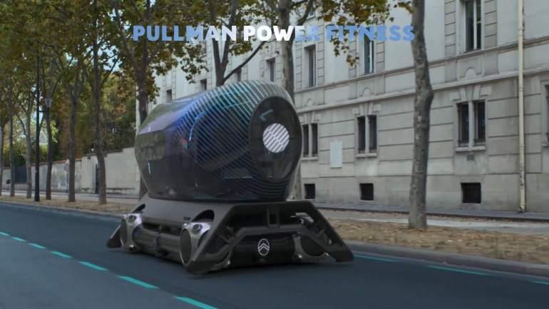 Power Fitness per Pullman