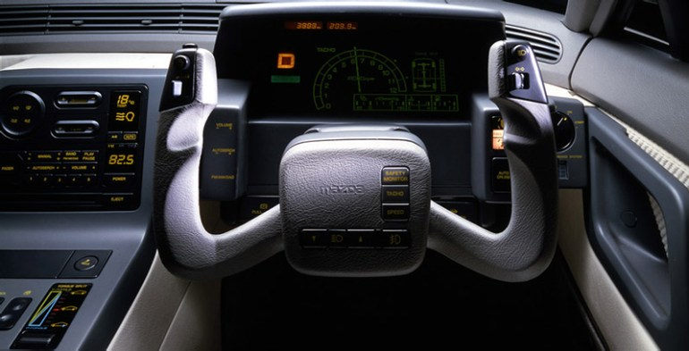 Volante della Mazda MX-03