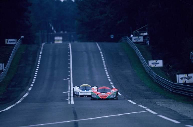 Mazda a 24 Ore di Le Mans