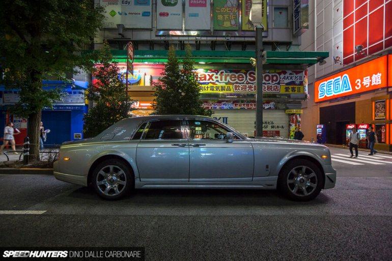 vista esterni Rolls 2JZ