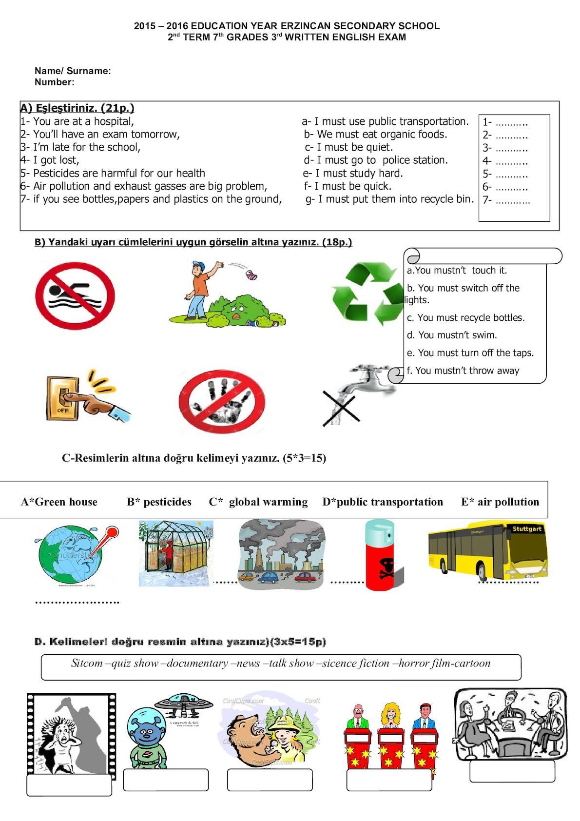 hight resolution of air pollution 3rd grade - Phénomène de société : la POLLUTION