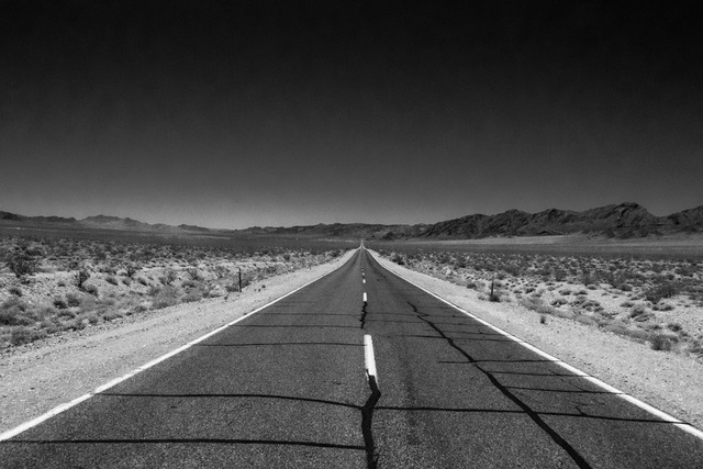 The American Southwest in Black and White 13