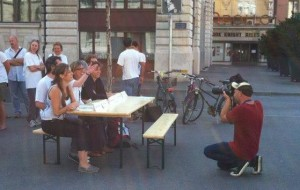 Lancierungsevent Initiative Nachhaltige Mobilität Biel/ mobilité