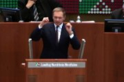 Lindner im NRW Landtag