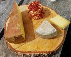 plateau de fromage d'oche