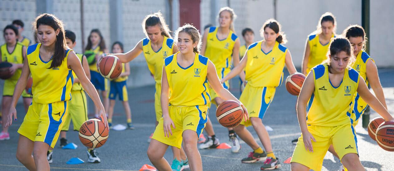 colegio bachiller Coruña Obradoiro