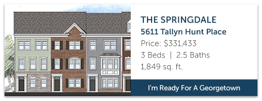 THE SPRINGDALE | 5611 Tallyn Hunty Place | $331,433 | I'm Ready For A Springdale