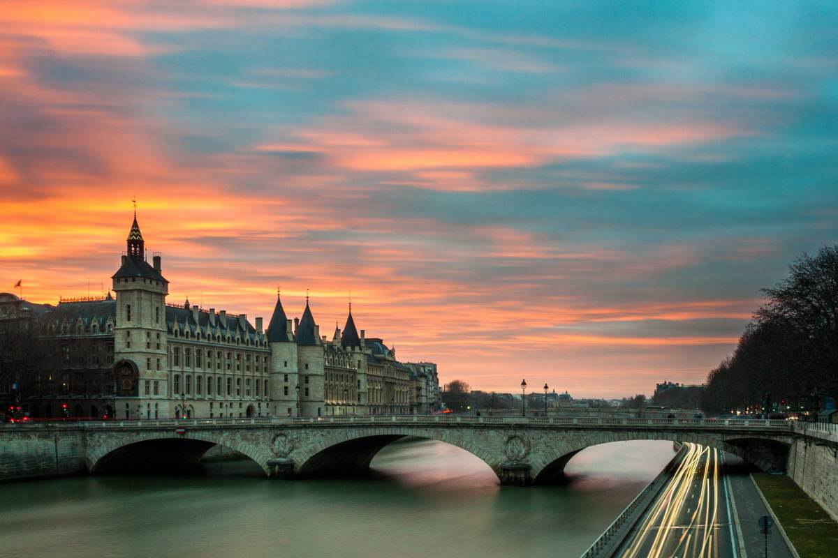 Paris, City of Light