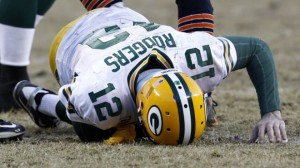 Aaron Rodgers concussion