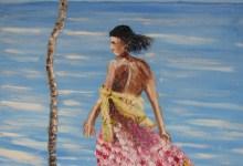 Cheveux au vent sur le ponton  (Thaïlande)