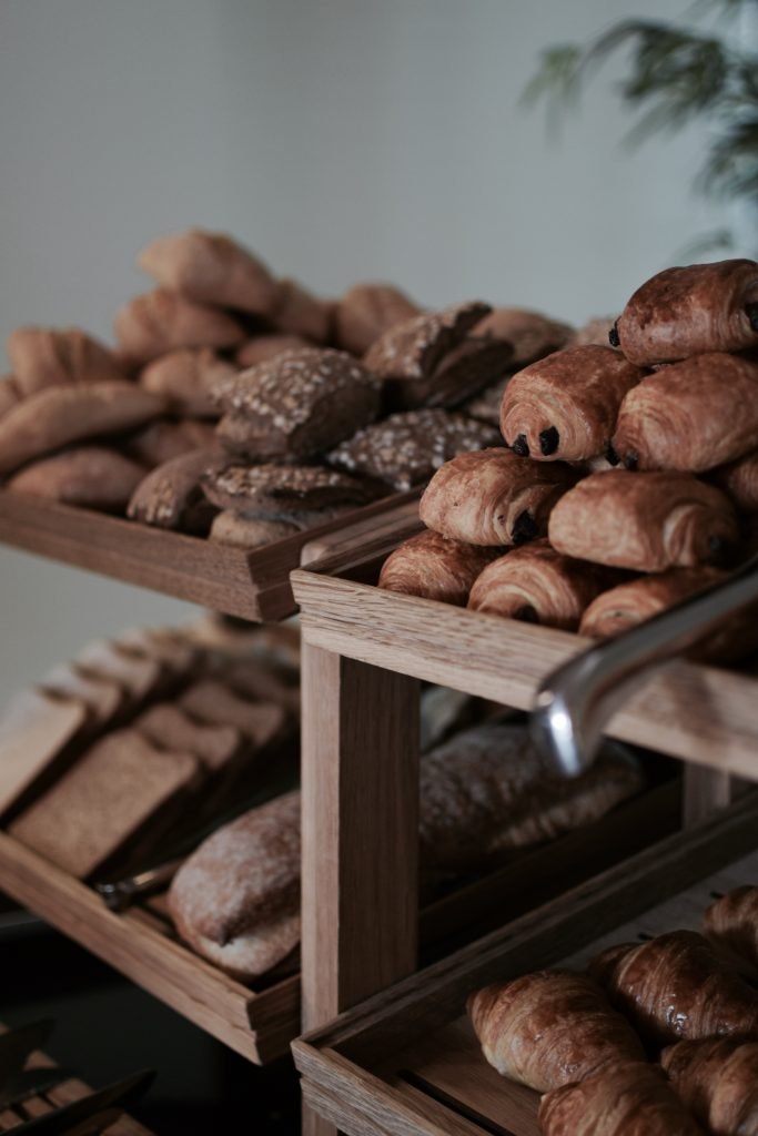 cornetti e pain au chocolat al Don Cesar Corsica