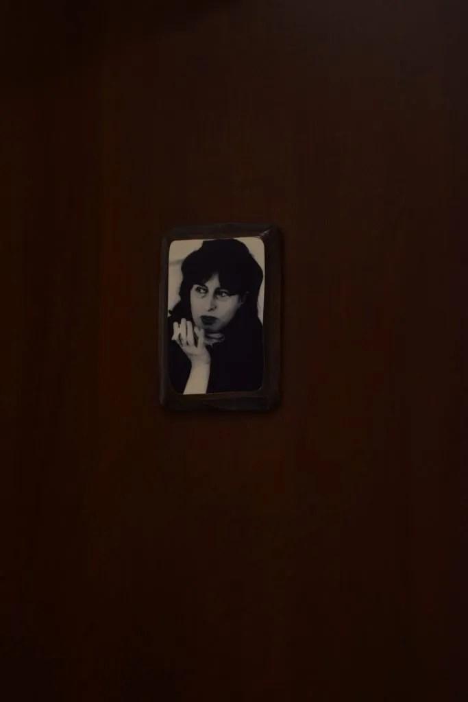 La foto di Anna Magnani nei bagni dell'Oste della Bonora