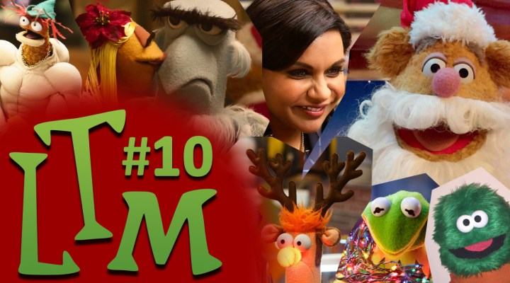 "Let's Talk Muppets #10 – ""Naked Under the Mistletoe"""