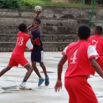 Section sportive handball au collège