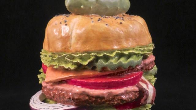 Triple Bypass Burger II