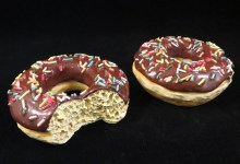 Donuts with Jimmies