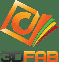 Logo 3d Fab