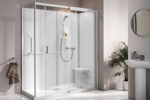 Behindertengerechte Dusche Kinemagic Royal