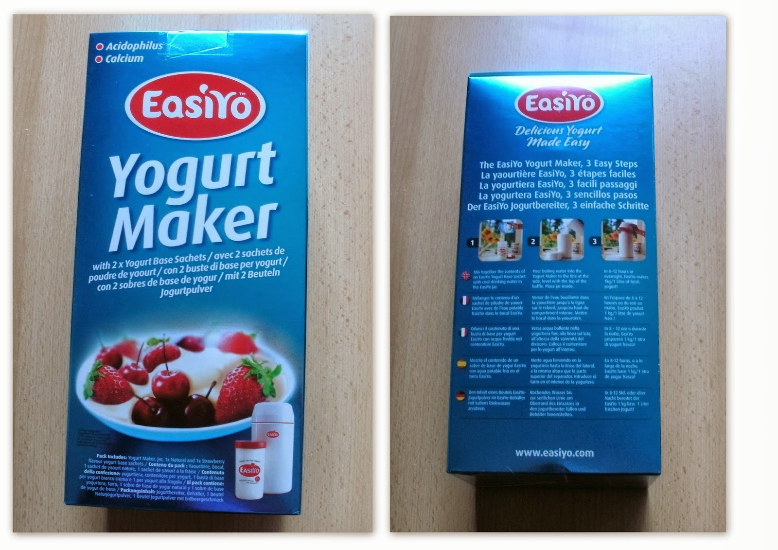 Joghurt Selbst Gemacht – Mit Easiyo – Testbericht | Warentests Praxisnah