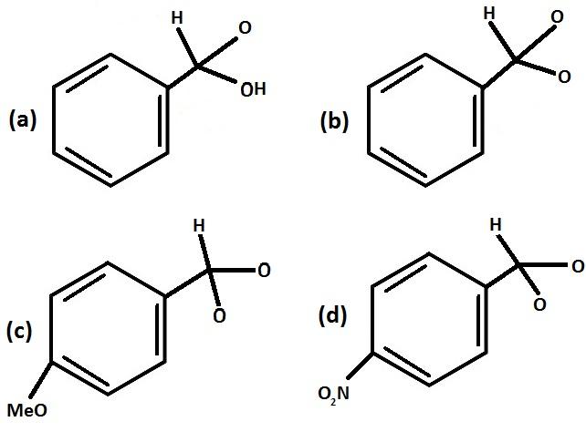 Aldehydes, Ketones & Carboxylic Acids Test Online MCQs
