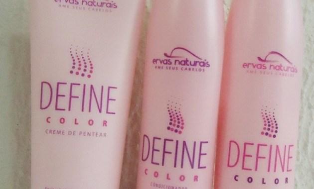 Color Define da Ervas Naturais
