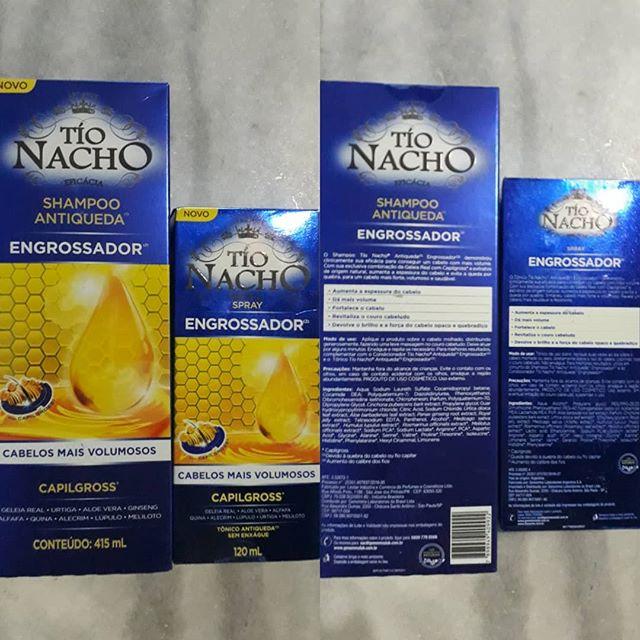 formula tio nacho