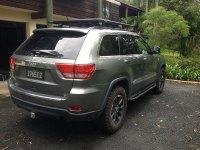 Rhino Rack Pioneer Elevation on 2014-2015 WK2 - Jeep ...