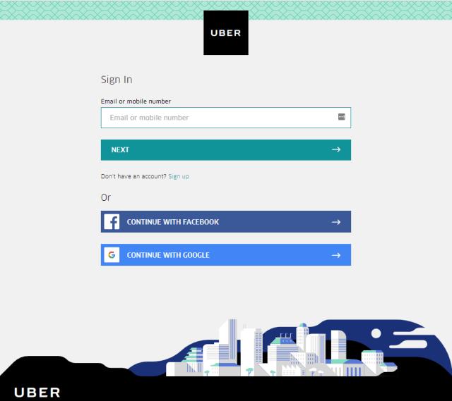 API Testing Uber Example
