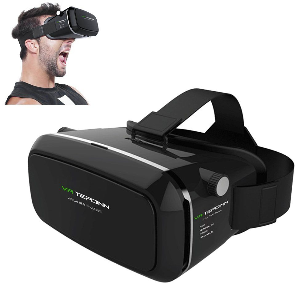 Tepoinn Virtual Reality Headset Test Perfektioniertes