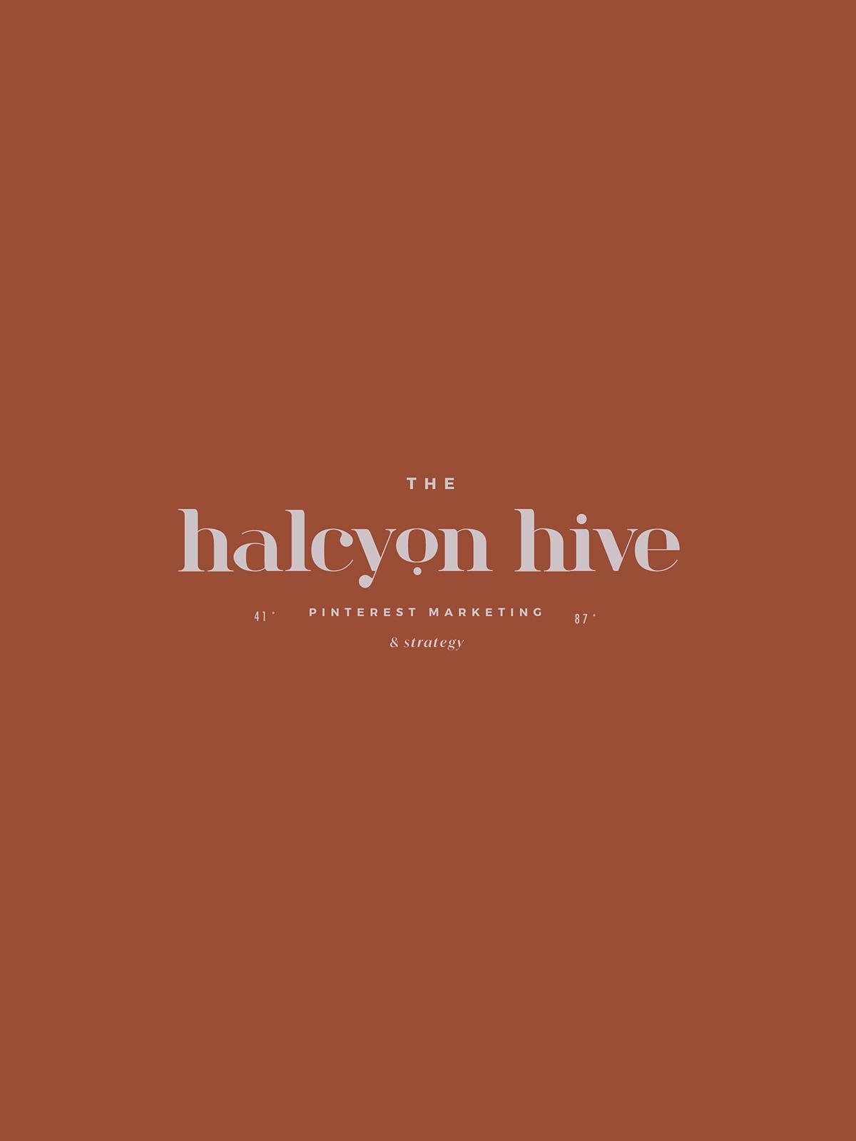 The Halcyon Hive Brand