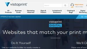 Review vistaprint com - vistaprint website, login & register