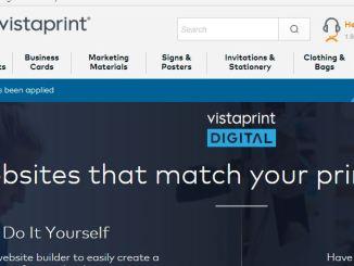 vistaprint website