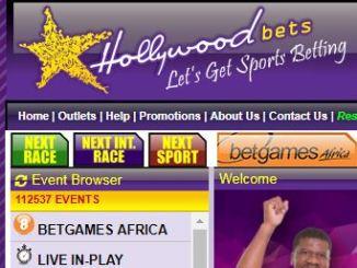 Hollywoodbets login