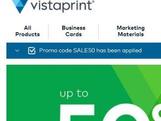 Vistaprint Login