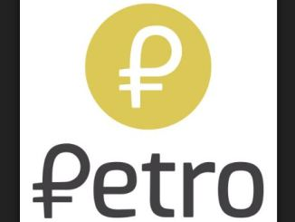Petro Cryptocurrency Price