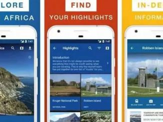 South Africa Travel Guide App