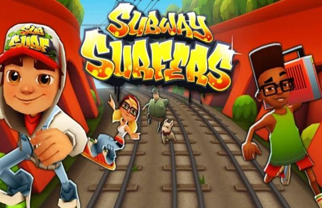 boosts and characters back subway surfers