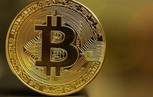 Bitcoin price increases