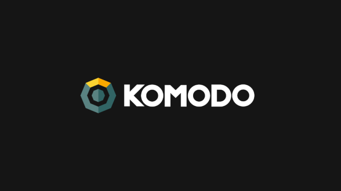 Komodo Hacks Itself