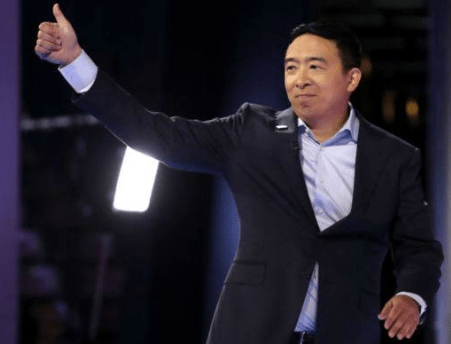Andrew Yang To Regulate Crypto Industry