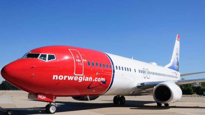 Norwegian Air Customers Pay With Crypto