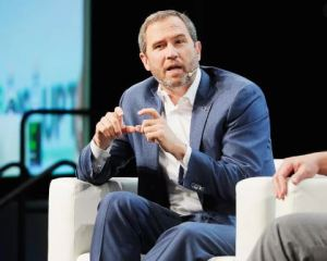 Brad Garlinghouse Comparing Ripple to Amazon