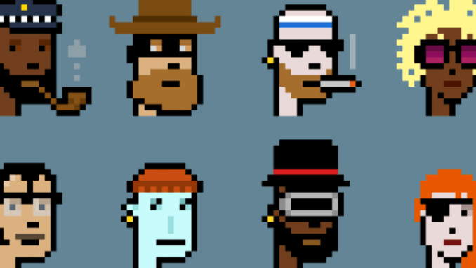 Miami is being taken over by CryptoPunks