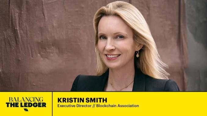 United States Department of Treasury cannot ban Crypto- Kristin Smith