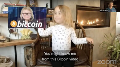 3-year-old Bitcoin educator interviews Michael Saylor