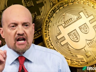 To pay Mortgage Jim Cramer cashes out half his 'phoney money' Bitcoin
