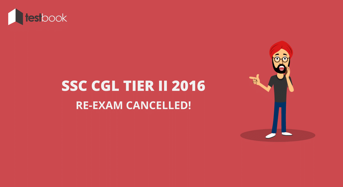 SSC CGL Re-Exam