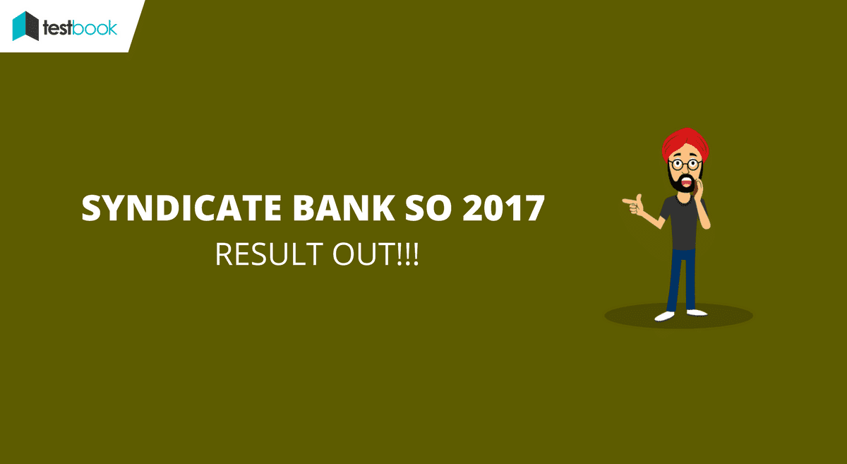 Syndicate Bank Results
