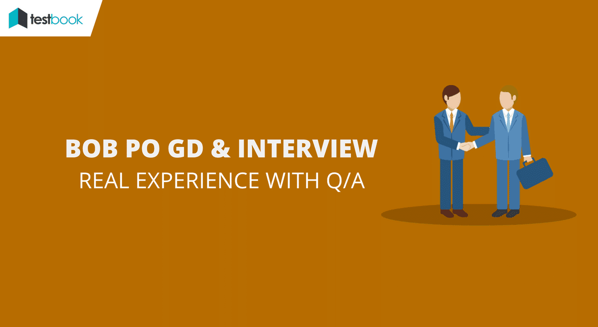 BOB PO Interview Experience