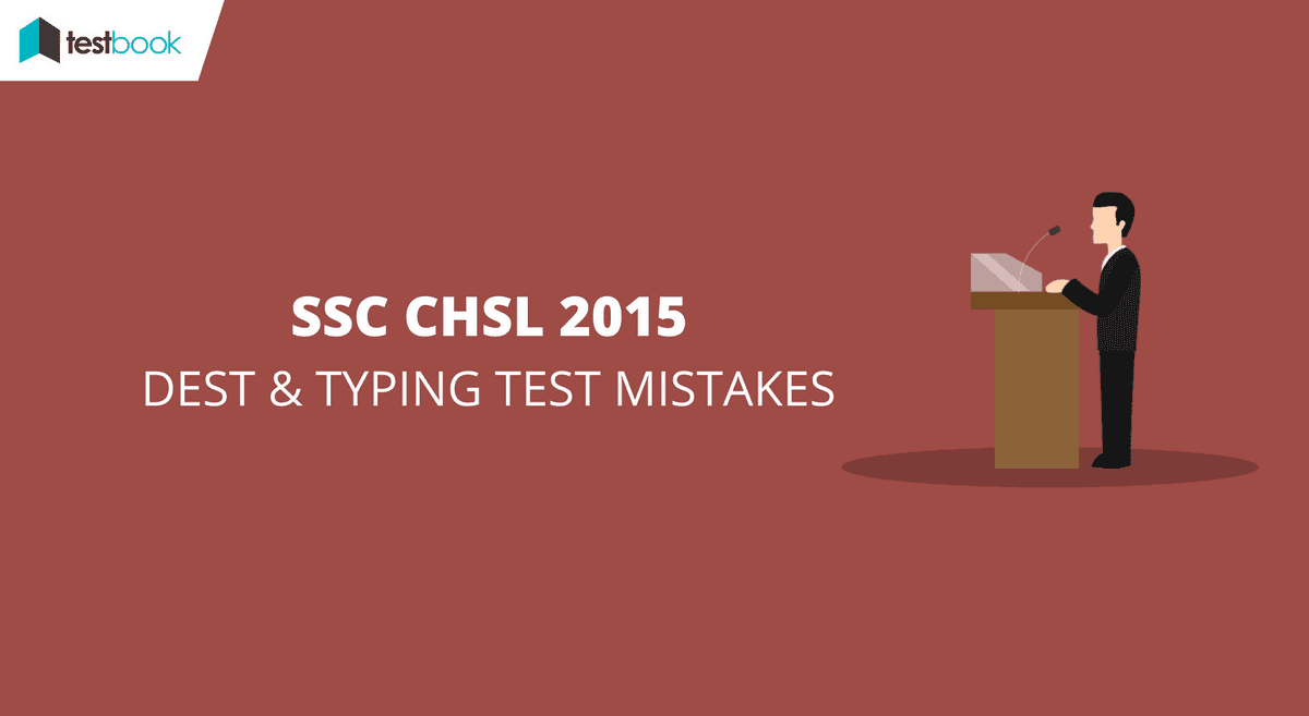 SSC CHSL Marks & Mistakes 2015